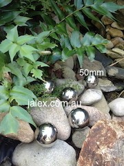 5x50mm Stainless Steel Ball