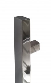 1800 mm 50mm x 25mm pair rectangle 316
