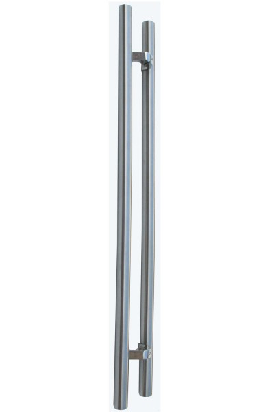 1200mm Long Round Front Entry Entrance Door Handles On