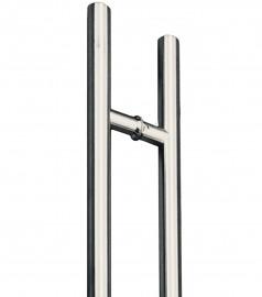 32mm Round 1200mm Stainless Steel Door Handles