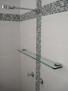 Glass Shelf 800mm x 100mm - AUSTRALIAN MADE SAFETY GLASS