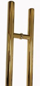 32 mm round 1000mm GOLD