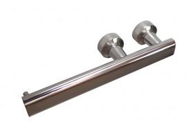 Toilet Roll Holder single Oval Design TR7 STRH