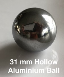 31mm Hollow Auminium ball