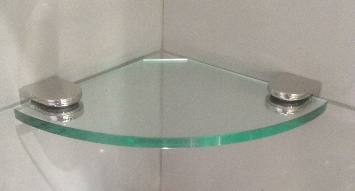 200mm Corner Shower Shelve Jalex Hardware